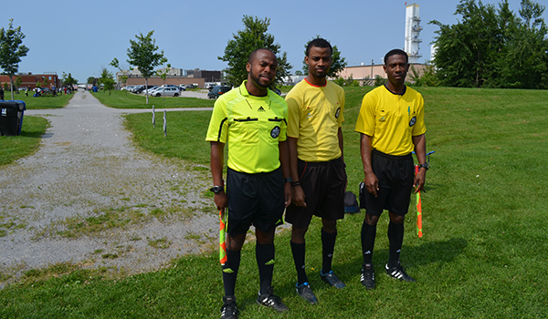 how to become a soccer referee in ontario