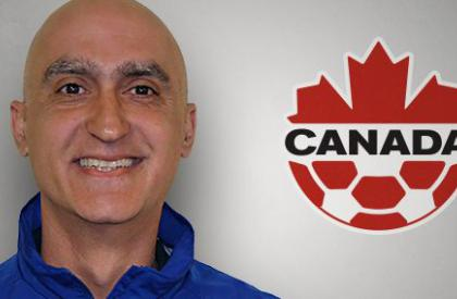 Congratulations to Isaac Raymond -  - The new Manager Canada's Referee Department