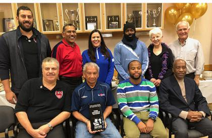 2019 Robbie award presentation -Organization of Distinction on Nov 21st 2019